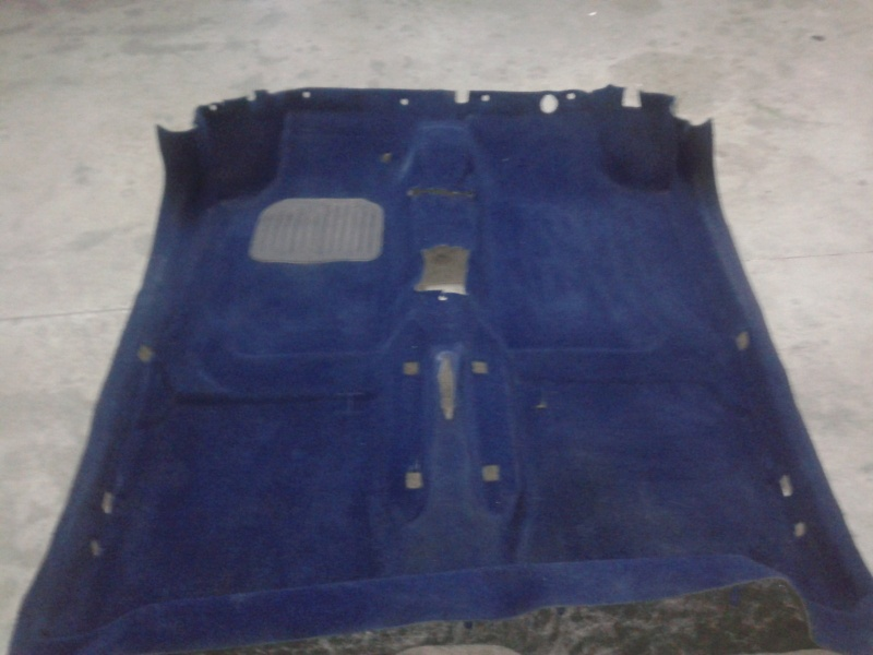 [ Vendo ] Carpetes azuis, Peugeot 106 / Citroen Saxo Carpet10