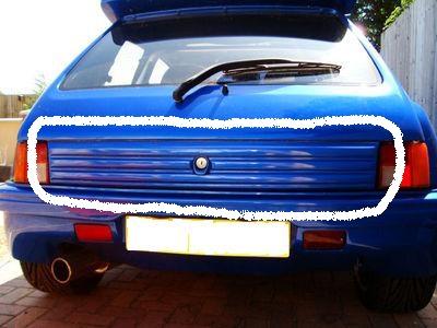 [ Vendo ] Paineis da mala, canelados ( Dimma ) - Peugeot 205 Painel12