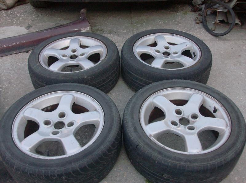 """[ VENDIDAS ] Jantes Foudre 15"""" - Peugeot 206 GTI Varios11"""