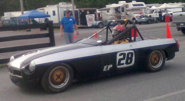 Summit Point 20th Jefferson 500 vintage races  May 2013 Image018