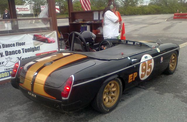Summit Point 20th Jefferson 500 vintage races  May 2013 Image023