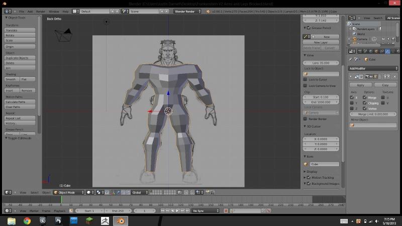 Belial's 3D progress Progre10