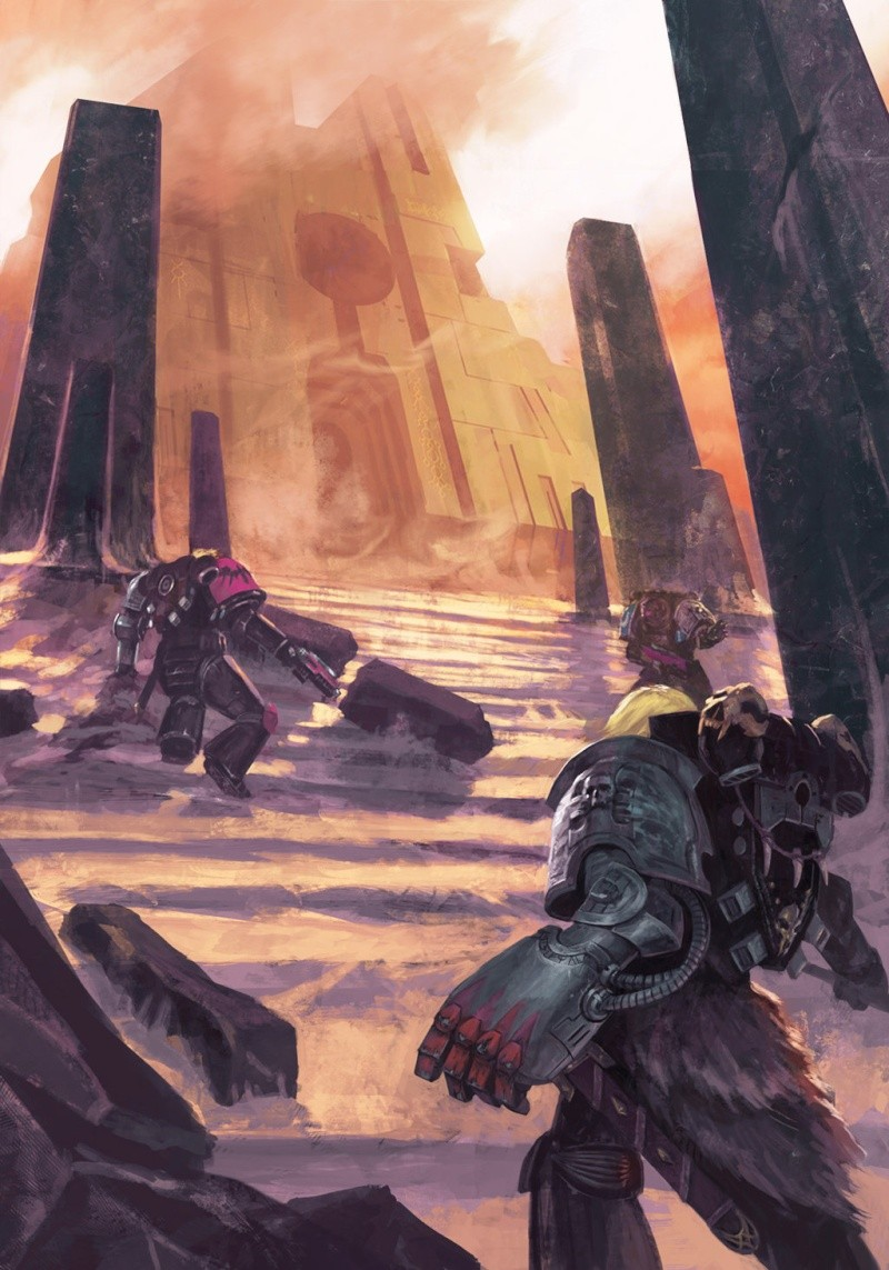 [W40K] Collection d'images : Space Marines - Page 2 Cautio10