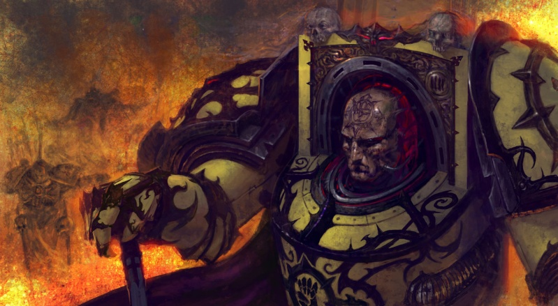 [W40K] Collection d'images : Space Marines du Chaos - Page 2 Corrup10