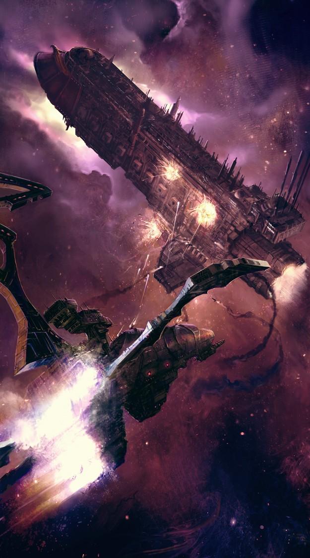[W40K] Collection d'images : Warhammer 40K divers et inclassables Dark_e13