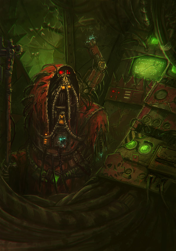 [W40K] Collection d'images : Adeptus Mechanicus Obviou10