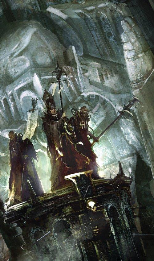 [W40K] Collection d'images : Warhammer 40K divers et inclassables The_ec11
