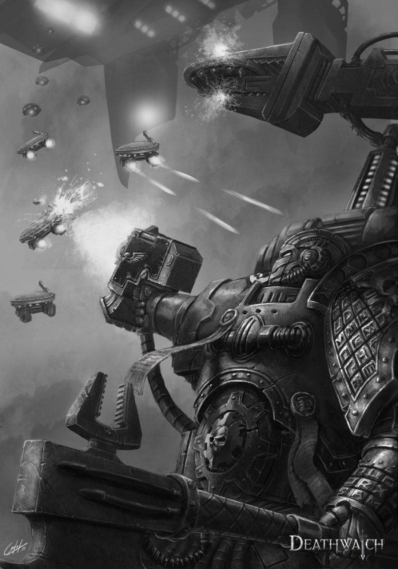 [W40K] Collection d'images : Space Marines - Page 2 Wrath_10