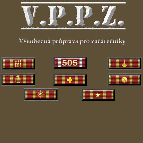 V.P.P.Z. - Všeobecná Průprava Pro Začátečníky Vppz11