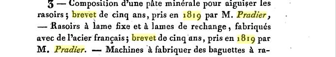 Monsieur PRADIER 1830, 22 rue Bourg l'Abbé Paris Captur19