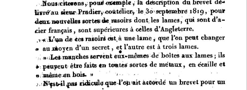Monsieur PRADIER 1830, 22 rue Bourg l'Abbé Paris Captur23