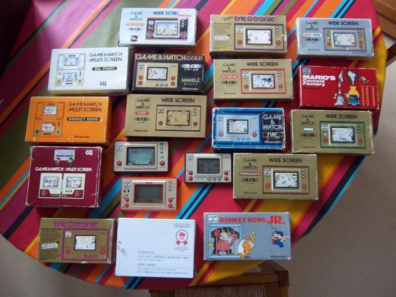 Je vais vendre ma collection de Game Watch....  Imgp0117