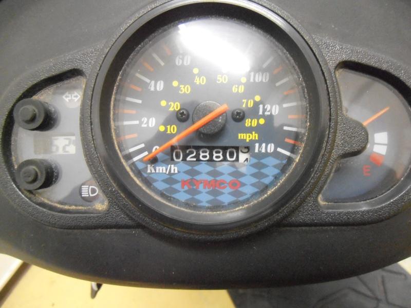 Scooter 125 état neuf 03911