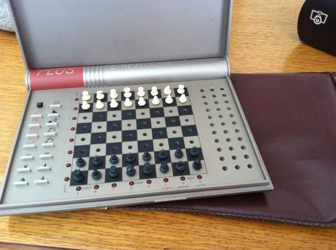 Saitek Kasparov Computer Plus Coach Kaspar15