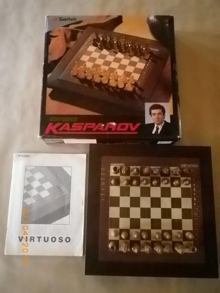 Saitek Kasparov Virtuoso  Saitek12