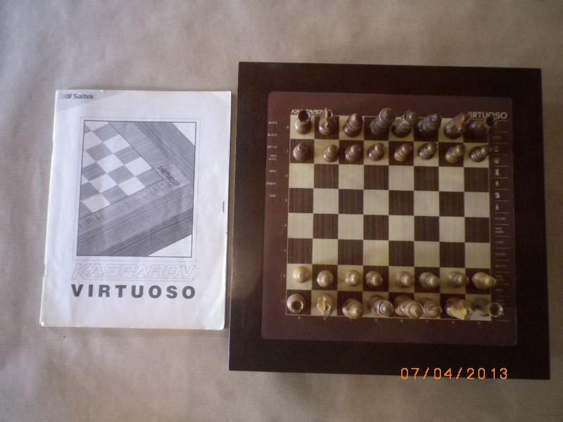 Saitek Kasparov Virtuoso  Saitek13