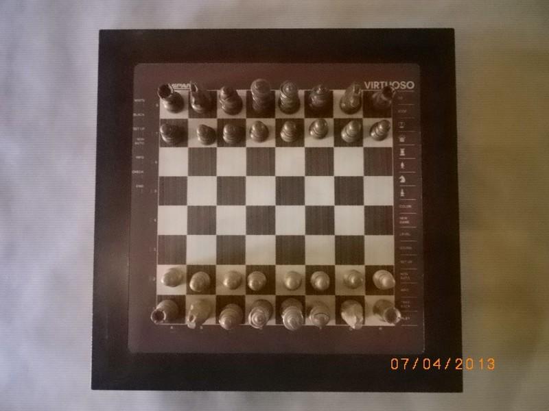 Saitek Kasparov Virtuoso  Saitek14