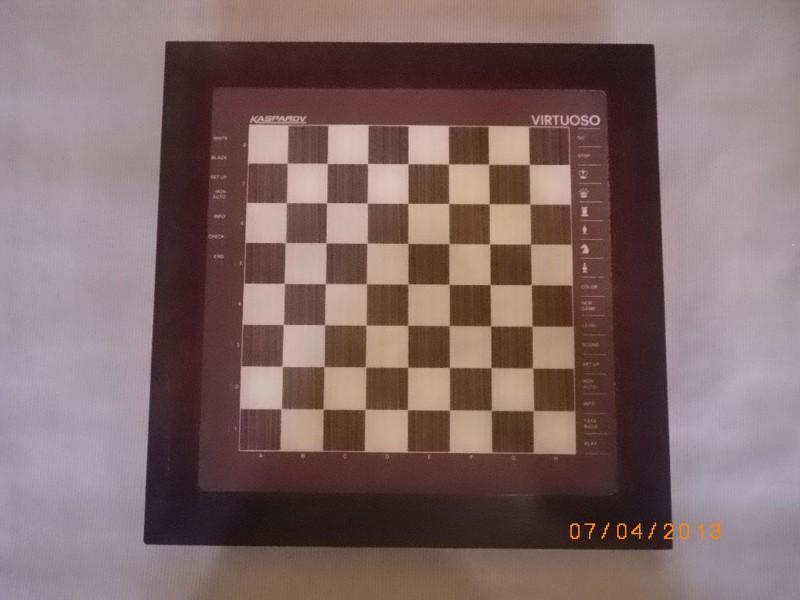 Saitek Kasparov Virtuoso  Saitek15