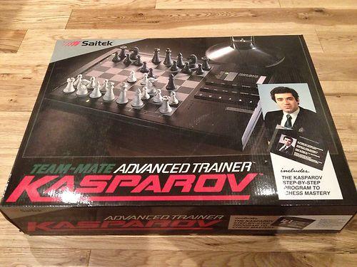 Saitek Kasparov Team-Mate Advanced Trainer  Saitek17