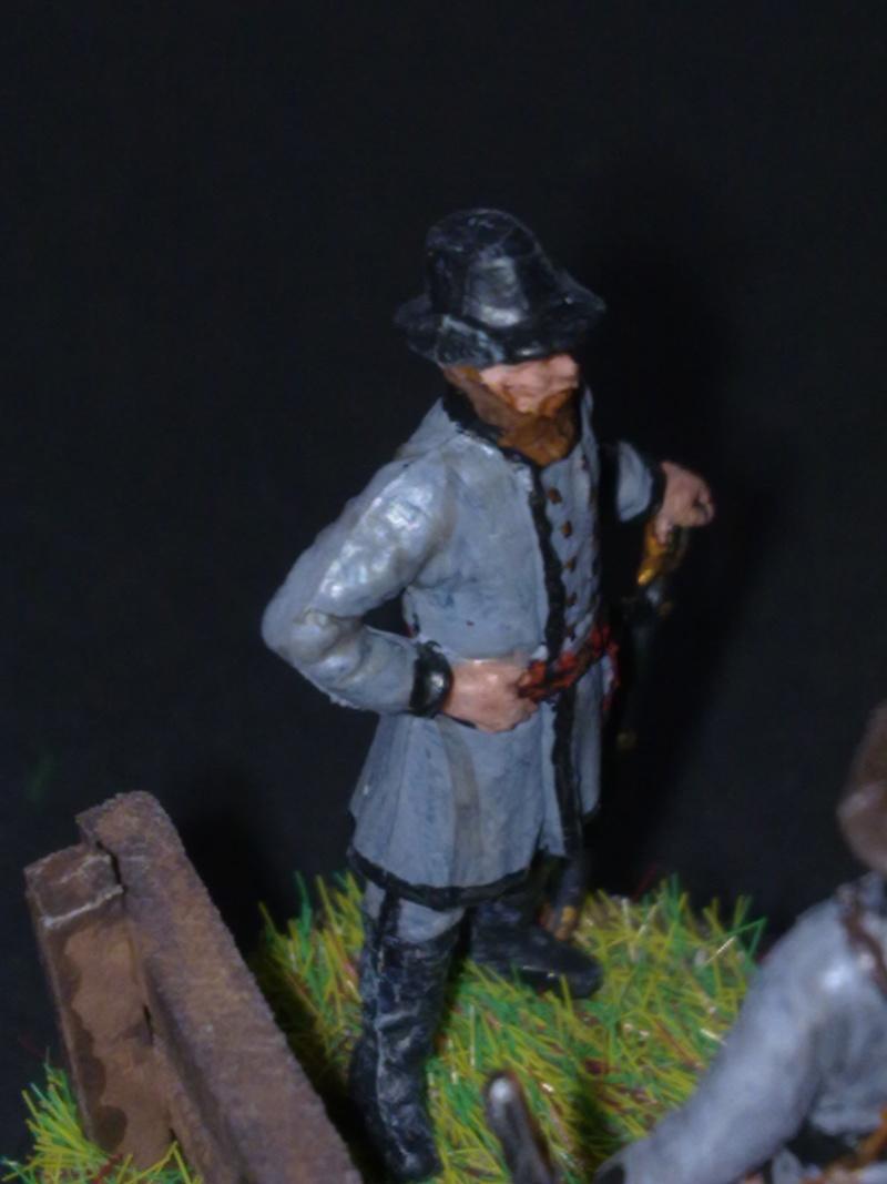 1. Carolina Rifles 1:72 10052020
