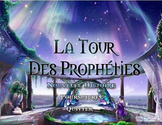 La Tour des Prophéties 1810