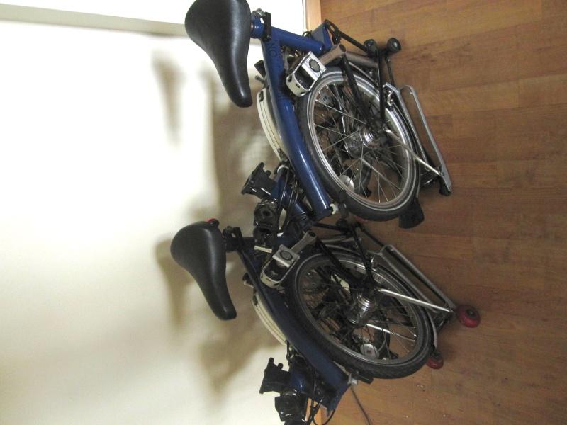 vend deux vélo brompton 5  vitesses r Img_0314