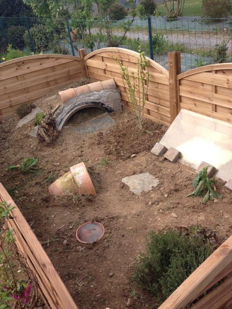 déménagement et construction du nouvel enclos Photo_64