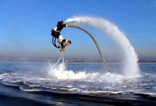 Challenge surf, ski nautique, jet ski, kit surf, planche à voile, jetlev flyer