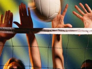 Challenge volleyball, beachvolley