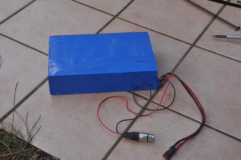 Ma nouvelle batterie lithium 36V/15Ah Dsc_0210