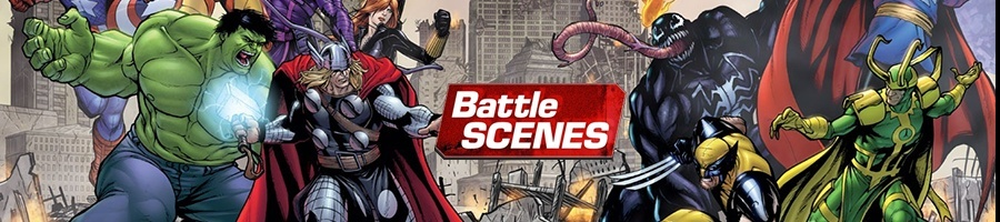 Battle Scenes TCG