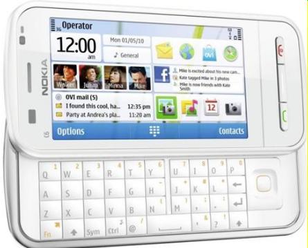 Votre Nokia , a quoi ressemble-t-il? Nokiac12