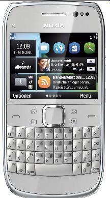 Votre Nokia , a quoi ressemble-t-il? Nokiae16