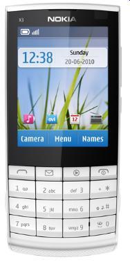 Votre Nokia , a quoi ressemble-t-il? Nokiax11
