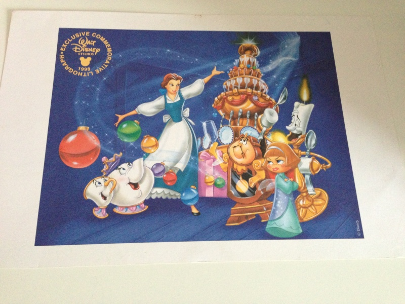 [Collection] Les lithographies Disney - Page 5 Img_0729
