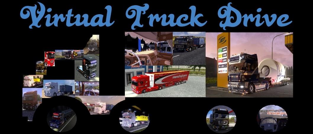 Virtual Truck Drive