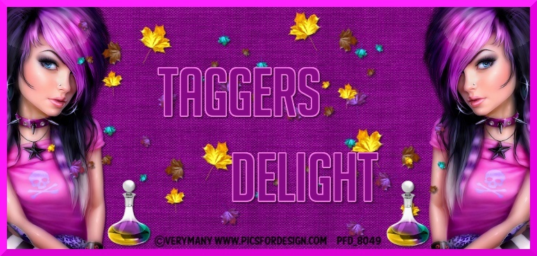 Taggers Delight