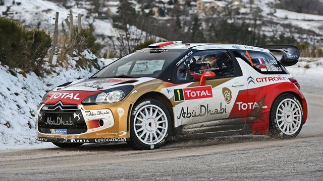 Rallye du Monte-Carlo 2013  93837311