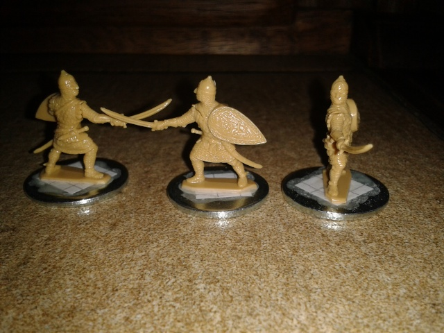 "Figurines pour jeu de plateau ""Game of Thrones"" 2013-021"