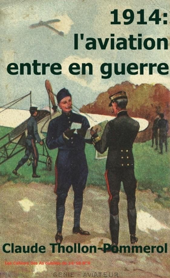 Août et septembre 1914: L'aviation entre en guerre. Couver11