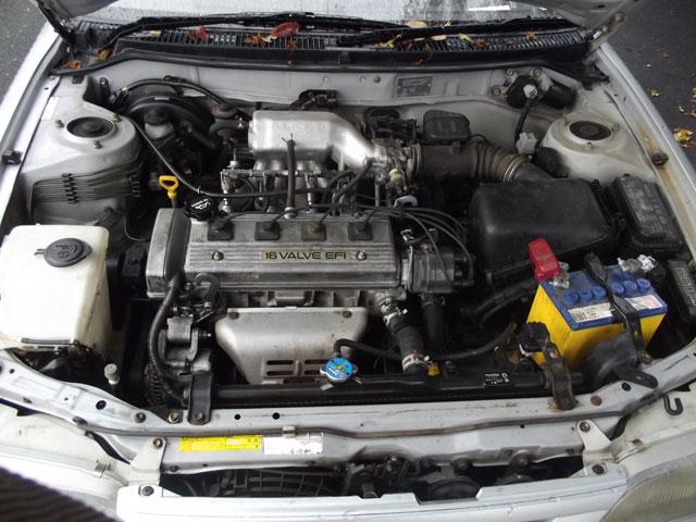 AE100 wagon NZ Engine10