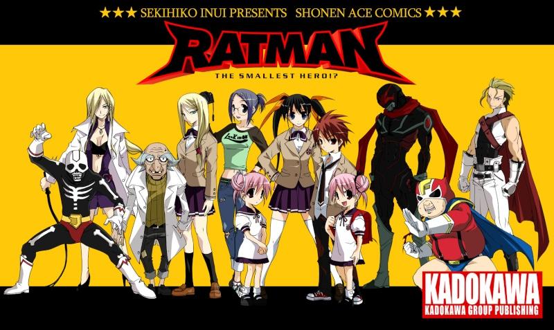 Ratman (shonen) Ratman10