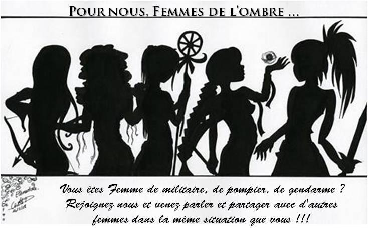 Pour nous, femmes de l'ombre ...