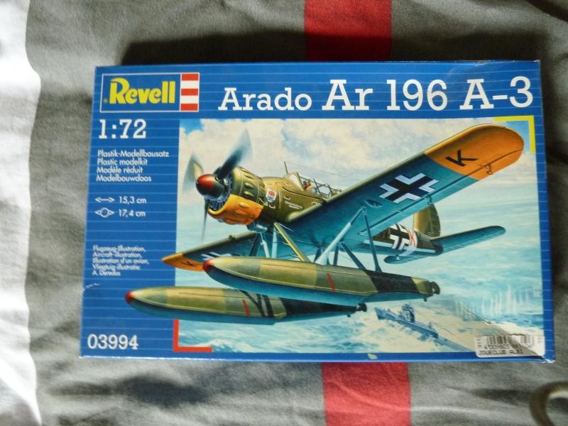 Arado Ar 196 A-3 1/72 P1040510