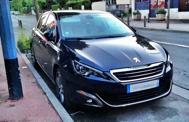 2013 - [Peugeot] 308 II [T9] - Page 5 13061410