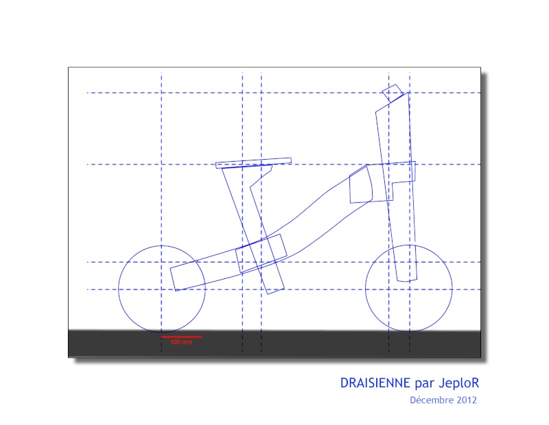 Fabrication d'une Draisienne 01-ble10