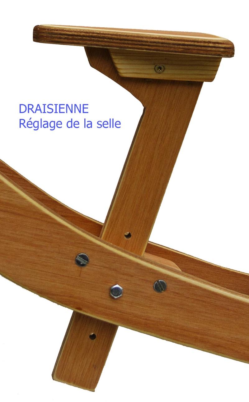 Fabrication d'une Draisienne 13-sel10