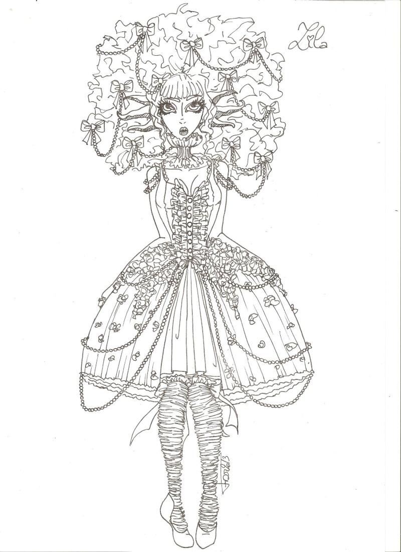 Spaceship-lolita Flora From secret Garden (essai face up P6) - Page 3 Lila_011