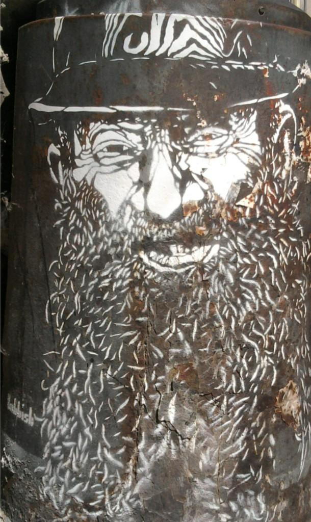 Best Street Art 2011  Rubish10