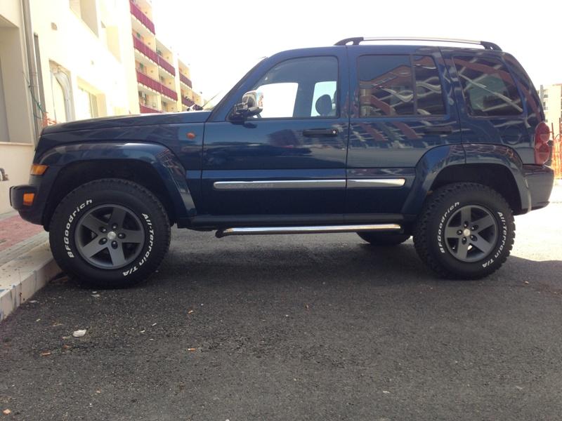 Il mio Cherokee KJ Img_0514
